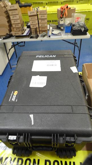 Lot 68 - PELICAN 1650 PROTECTIVE CASE