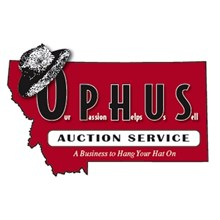 Ophus Auction Service logo