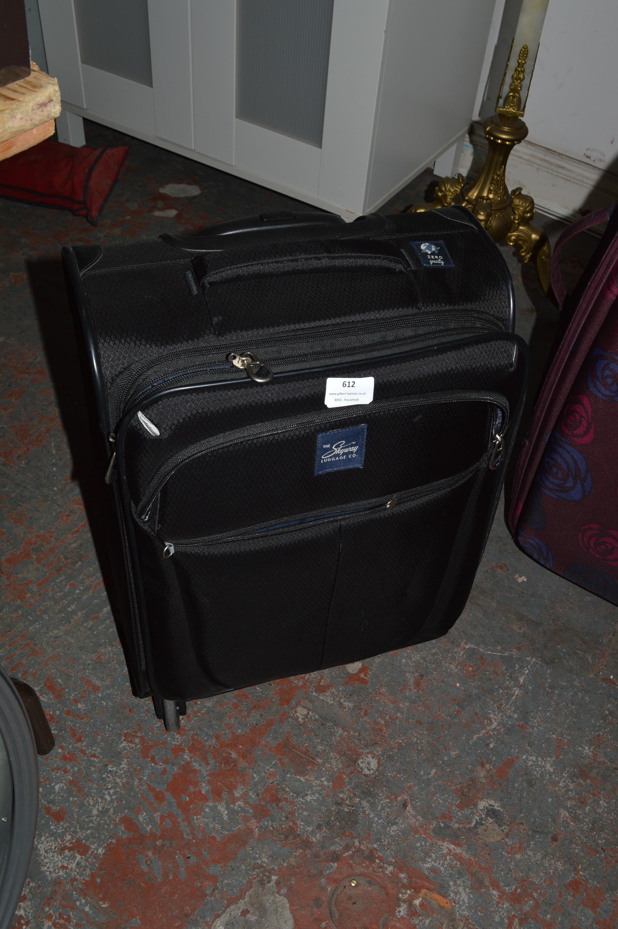 Lot 612 - *Zero Gravity Pull Along Suitcase