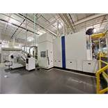 2011 Heller MCH 400 PC, Horizontal Machining Center