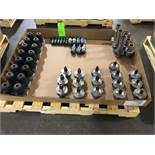 Lot of Tool Holders