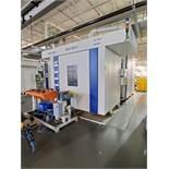 2011 Heller MCH 400D, Horizontal Machining Center