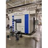 2011 Heller MCD 450 D, Horizontal Machining Center