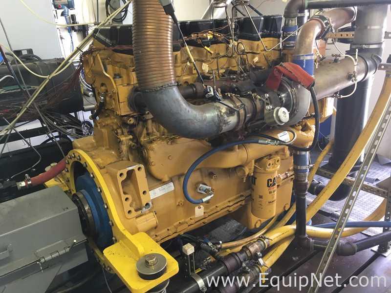 Lot 38 - Caterpillar C15 Diesel Engine