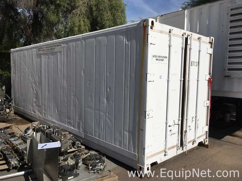 Lot 44 - Micro-Link 2 Cold Environment Stability Chamber