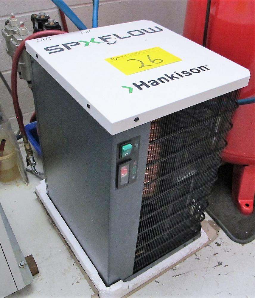 Lot 26 - HANKISON AIR DRYER - SPX FLOW W/FILTERS