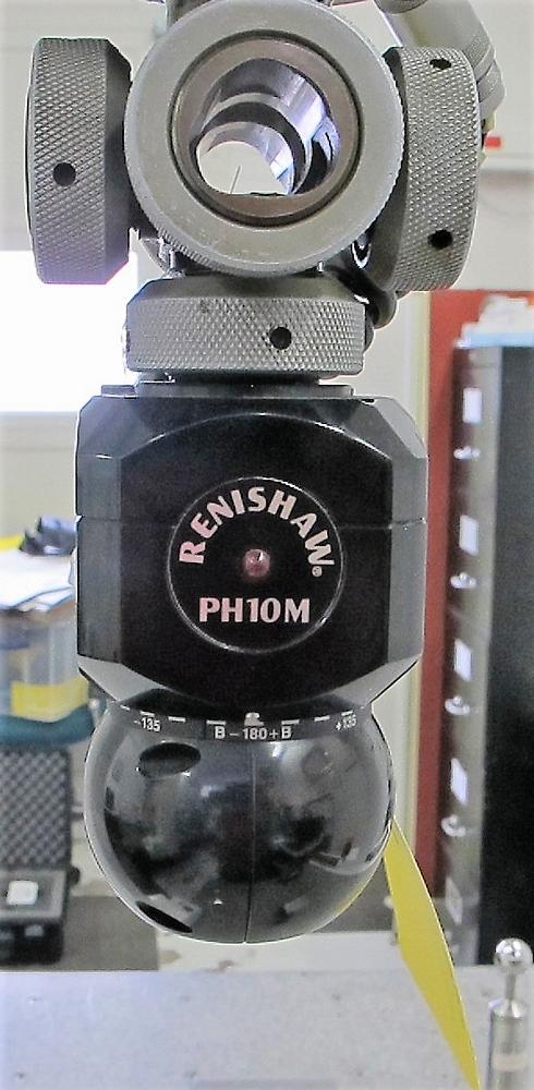 Lot 5 - RENISHAW PH10M PROBE (SUBJECT TO BULK BID LOT 2)