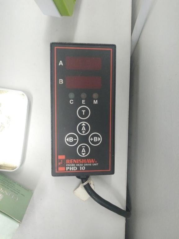Lot 9A - RENISHAW PHC 10 AND PHD 10 (SUBJECT TO BULK BID LOT 6)