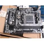 Gigabyte DDR3 gaming motherboard, untested.