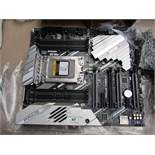 Asus Prime X399 Series motherboard, untested.