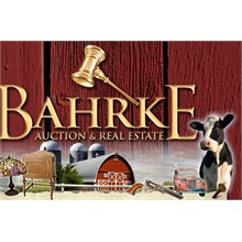 Bahrke Auction & Real Estate logo
