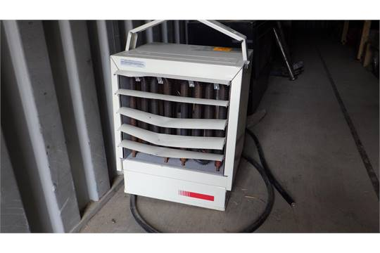 large electric space heater watt v phase
