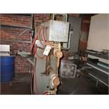 Alphil ARM 150 KVA Spot Welder s/n 7511, 340 AMP, w/ Bernard Water Coolant
