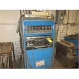 Miller Syncrowave 351 Welder S/N KG016380, Bernard Water Coolant System