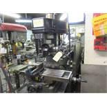 """Enco Mill Drill Machine, 22"""" P.F. Table"""