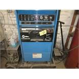 Miller Syncrowave 351 Welder S/N KG144359, 17.4 KW, Water Cooler System