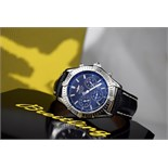 BREITLING SHADOW FLYBACK CHRONOGRAPH - STEEL AUTOMATIC (A35312)