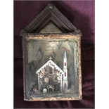 COAL MINERS CRAFT DATED 1875 SAMUEL STARR