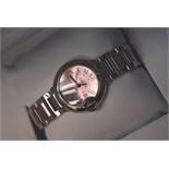 *Beautiful* Cartier 'Ballon Bleu de Cartier' - Pink Dial (2014, Immaculate)