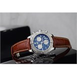 BREITLING COLT CHRONOGRAPH - (A73380) STEEL