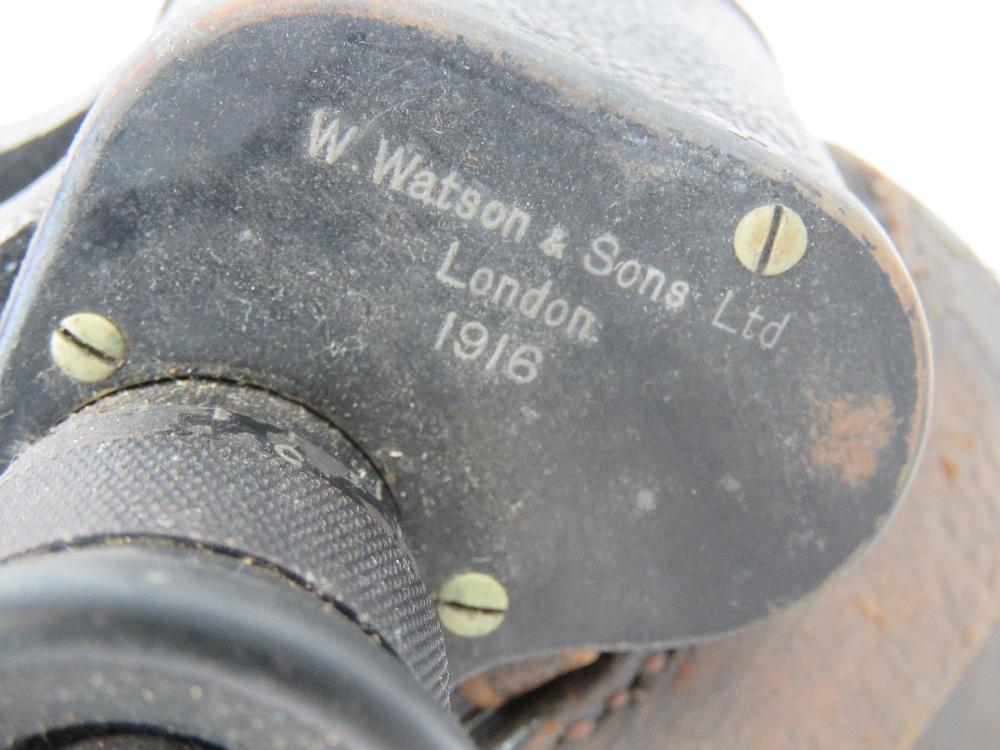 Lot 13 - A WWI British military W.