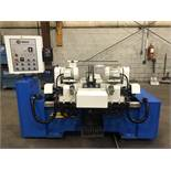 Soco Double Ended Chamfering / Finishing Machine Model # DEF-FA/60SS, (2008)