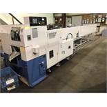 "Tsune CNC Circular Carbide Saw Model TK5C-70GL, 2 ¾"" Capacity, 20' Automatic Loading Incline Rack"