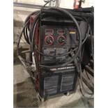 Lincoln Power Mig 255 Welder SN# U100619805
