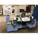 Soco Double Ended Chamfering / Finishing Machine Model # DEF-FA/60SS, (2007)