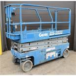 Genie Model GS-2032, 800-Lbs. Capacity Electric Scissor Lift, 20' Max Lift Height, 800 / 550 LB Cap