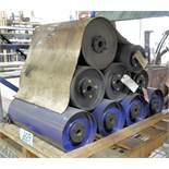 Lot-Various Width and Diameter Conveyor Drive Rollers on (1) Pallet
