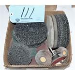 Lot-Abrasive Wheels in (1) Box