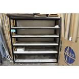 6-Shelf Steel Shelving Unit