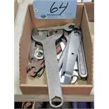 Lot-Custom Wrenches in (1) Box