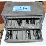 Huot 3-Drawer Drill Cabinet with Drill Contents