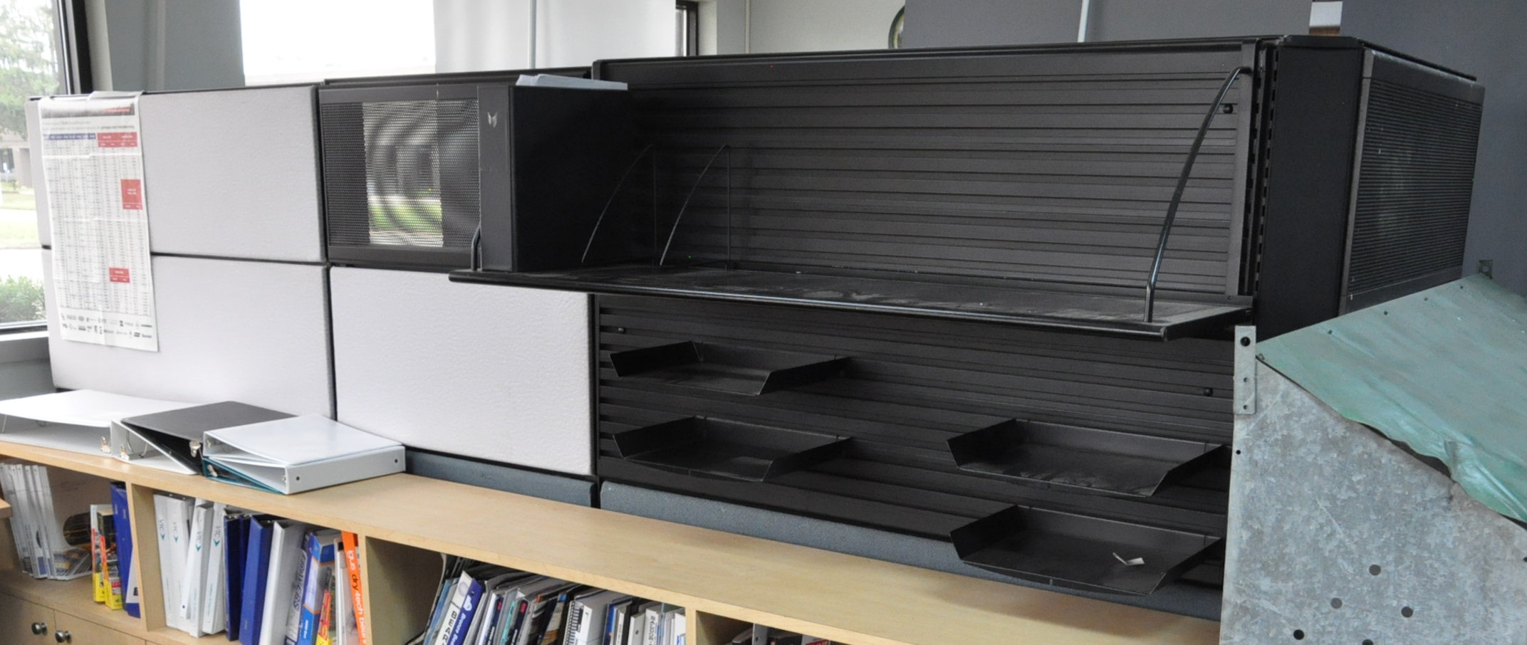 Cubical Partition Work System and Cubicle Panels in (1) Room, (Furniture Not Included) - Image 3 of 3