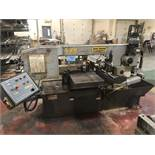 "Hyd-Mech S-20 Series III, Horizontal Band Saw, 13"" x 18"" Capacity, Head Miters to 30 Degrees (2009)"