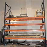 Section 12' x 4' x 14'H Pallet Racking, (Contents Not Included), (Not