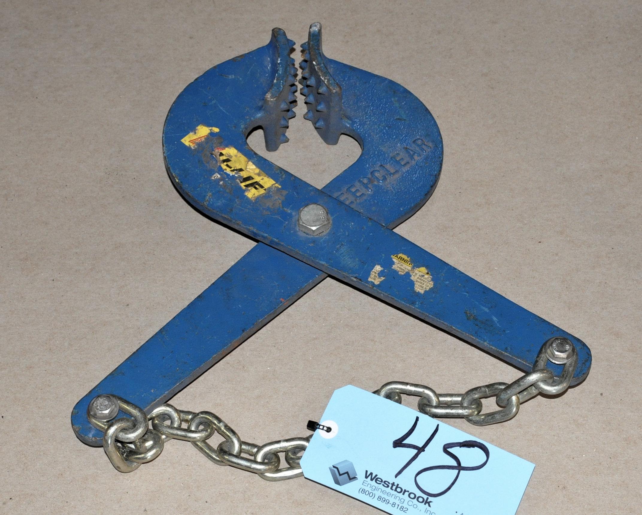 Lot 48 - Blue Pallet Grab