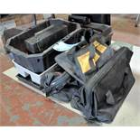 Lot-Tote Tool Boxes and Bags