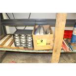 ASSORTED SPRINGS IN PARTS CABINET & BOX