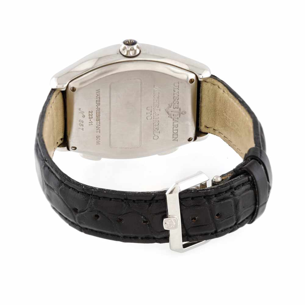 Ulysse Nardin Michelangelo Gigante UTC wristwatch, men - Bild 2 aus 3