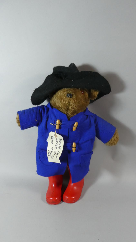 Lot 74 - A Large Paddington Bear Soft Toy, 53cm High