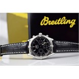 BREITLING - SHADOW FLYBACK / CHRONOGRAPH in STEEL