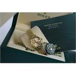 Rolex Lady Datejust - 18k Gold
