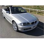 BMW 318 CI CONVERTIBLE - 41k MILES - 1 PREV OWNER - 2003