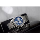 BREITLING CHRONOGRAPH 'COLT' - STEEL (A73380)