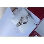 Ladies Cartier 'Ballon Bleu de Cartier' - Silver Dial (2013 Unworn)