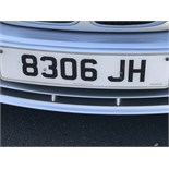 PRIVATE REG: 8306 JH