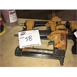 PNEUMATIC STAPLER (BIDDING IS PER CLAMP MULTIPLIED BY NUMBER OF CLAMPS)